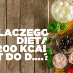 Dlaczego dieta 1200 kcal jest do d ….