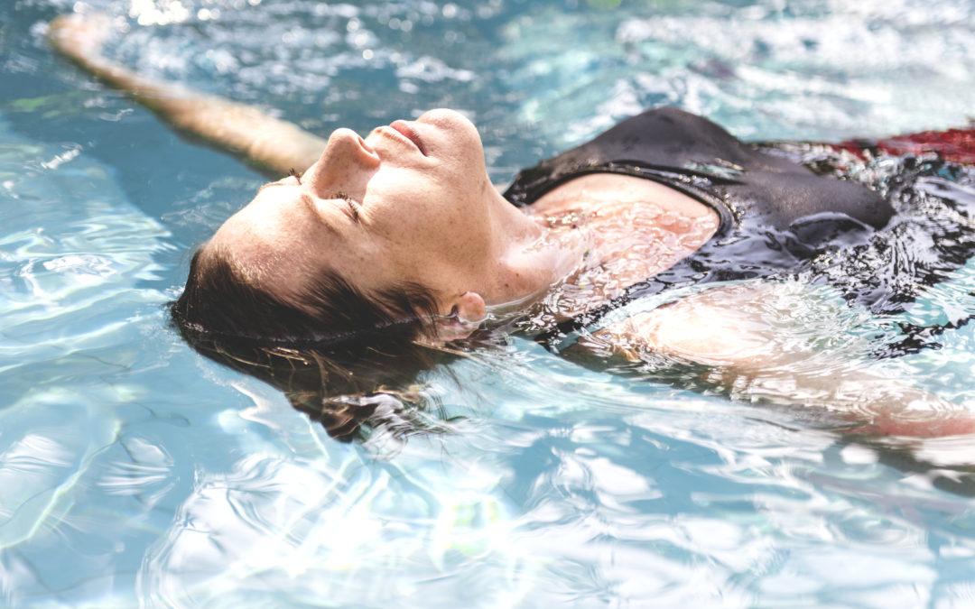 Floating, czyli zrelaksuj się